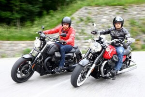Moto Guzzi Open Days 2015