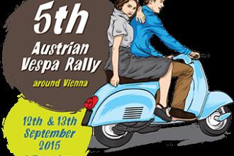 5th Austrian Vespa Rally