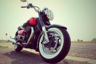 Moto Guzzi California 1400 Eldorado by derstandard.at Gianluca Wallisch