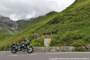 Moto Guzzi Stelvio 1200 by derstandard.at Gianluca Wallisch