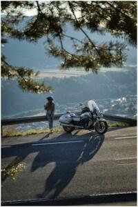 Moto Guzzi California Homolka Soboth