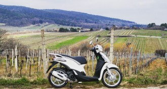 Piaggio Liberty 125ie Eaglepowder.com