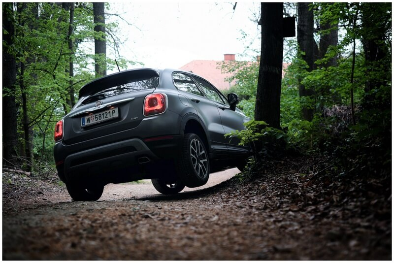 Fiat 500X by Homolka für mipiace.at