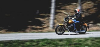 Homolka Mipiace.at Moto Guzzi V9 Roamer