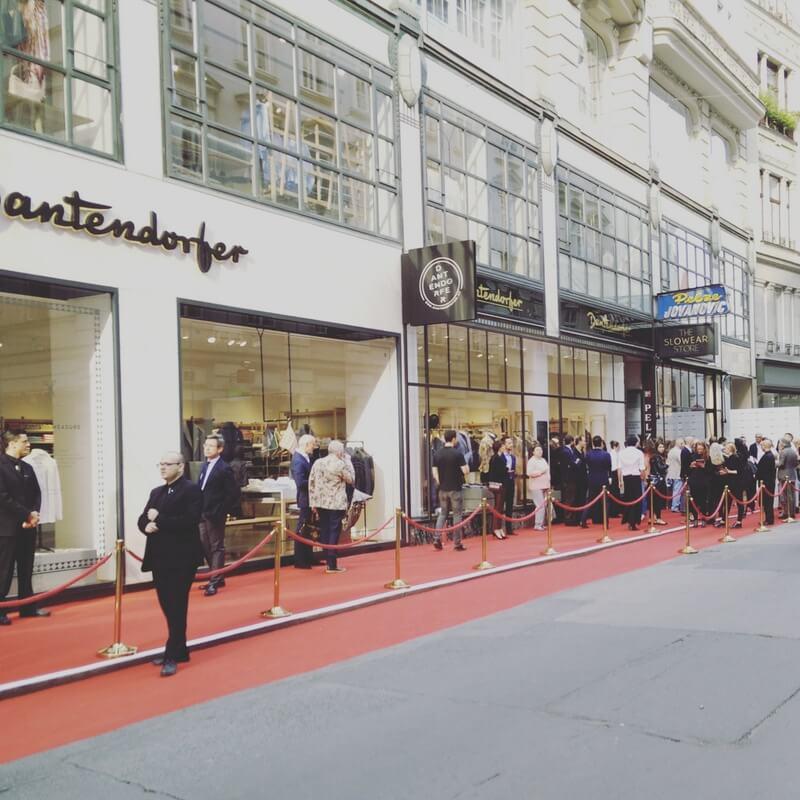 Incotex Slowear Store Dantendorfer Wien