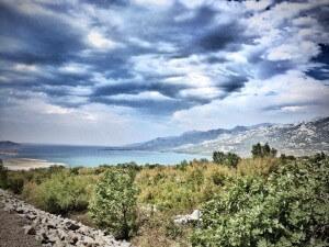 Meeresblick Sveti Rok Kroatien, Copyright by MarLa