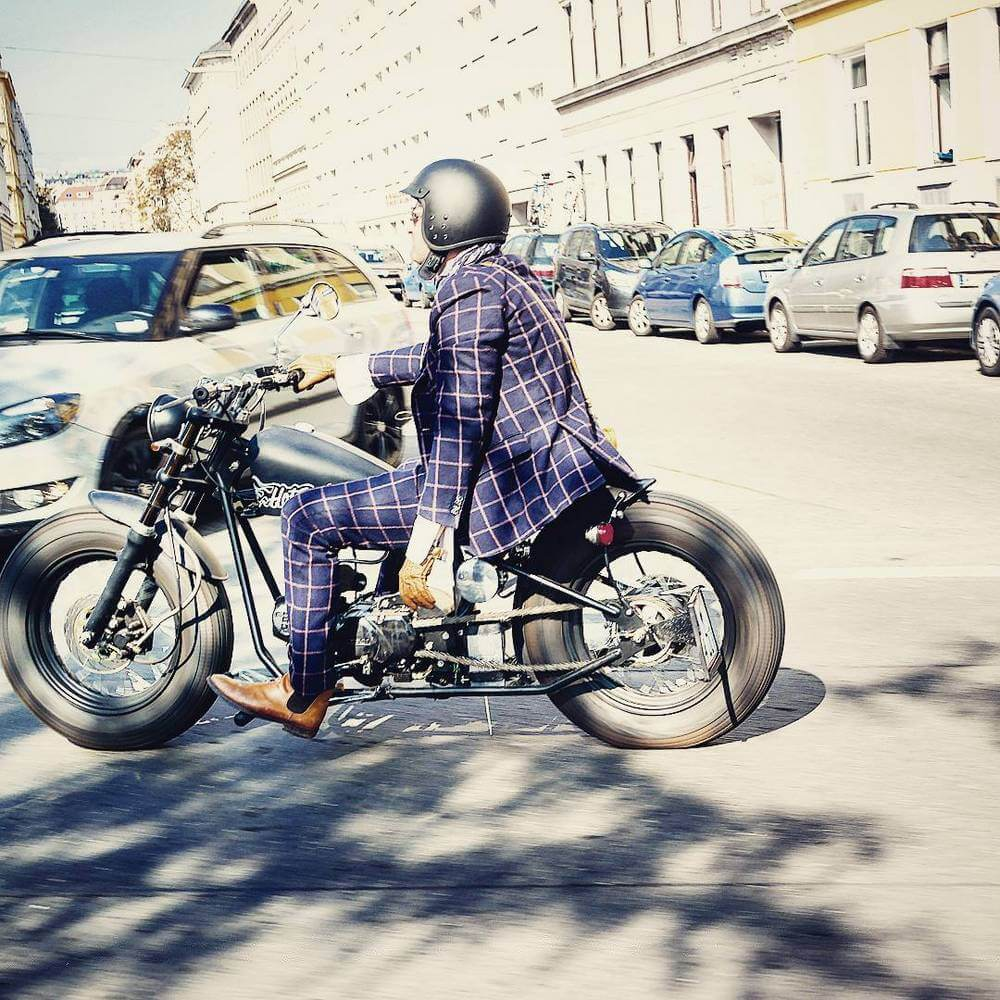 Distinguished Gentleman´s Ride Vienna 2016