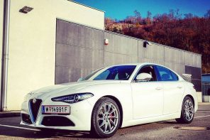 An Italian Love Affair – Alfa Romeo Giulia Super