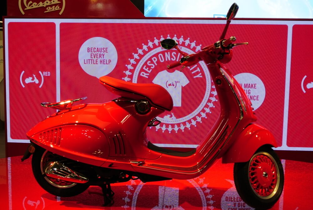 Italienische Neuigkeiten von der Motorradmesse EICMA 2016 in Mailand