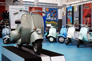 Piaggio Foundation gewinnt Corporate Art Award