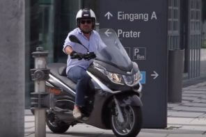 Video Test Piaggio X10 350ie