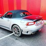 Abarth 124 Spider by eaglepowder.com Christoph Cecerle for mipiace.at
