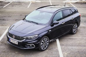 Fiat Tipo Station Wagon 1.6 Multijet – Family Business