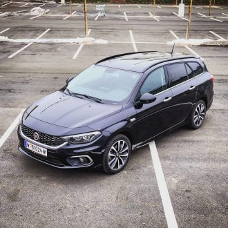 Fiat Tipo Station Wagon 1.6 Multijet II Lounge