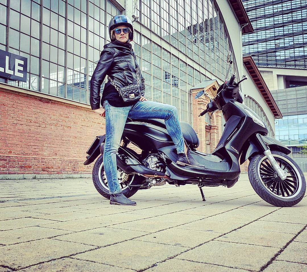 Piaggio Beverly 300ie Police
