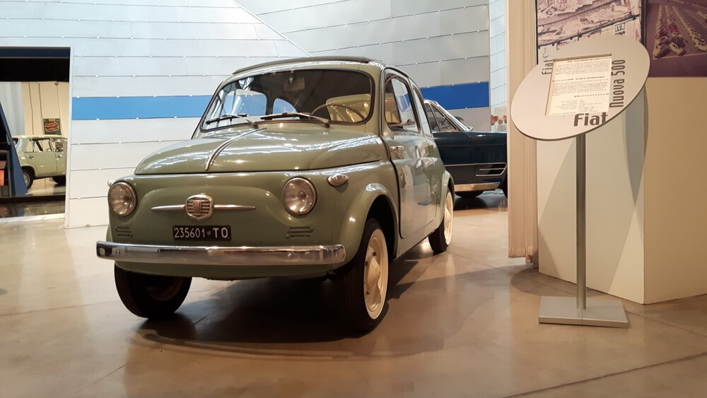 Fiat 500 Christian Seidel for mipiace.at