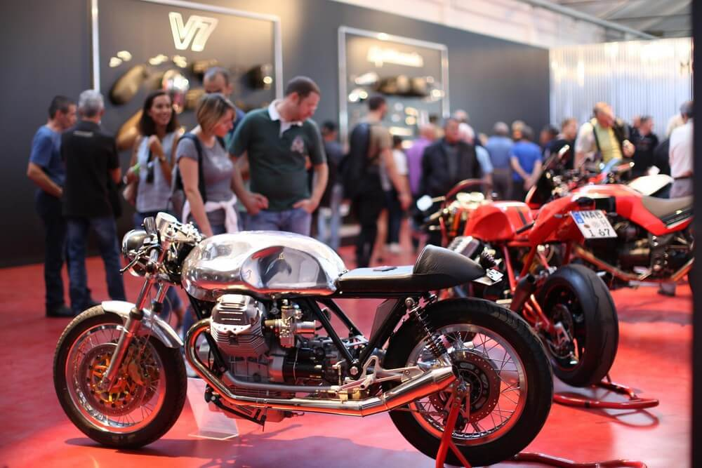 Moto Guzzi Open Days 2017