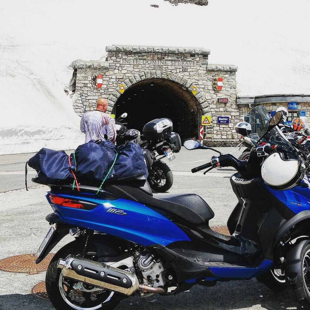 Am A Rider Mp3 Download: Vespa Alp Days 2015: Pre-Day