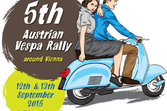 5th Austrian Vespa Rally