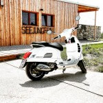 Vespa GTS 300 ie Super Christoph Cecerle Social Media Agentur Wien eaglepowder.com