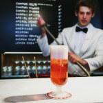 """Campari Bar Vienna im """"Schwarzes Kamel"""" by Christoph Cecerle eaglepowder.com für mipiace.at"""