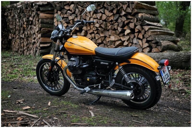 Test Moto Guzzi V9 Roamer by Homolka for mipiace.at Italian Lifestyle Magazin