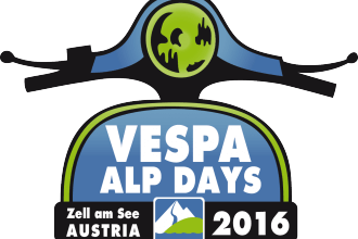 Vespa Alp Days 2016 Zell am See