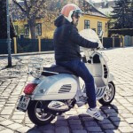 Vespa GTS 300ie Touring by eaglepowder.com für mipiace.at