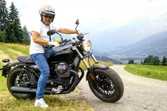 Moto Guzzi V9 Bobber Kärnten mipiace.at Christoph Cecerle
