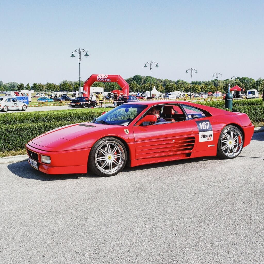 Ferrari 348 GTS eaglepowder.com Christoph Cecerle for mipiace.at