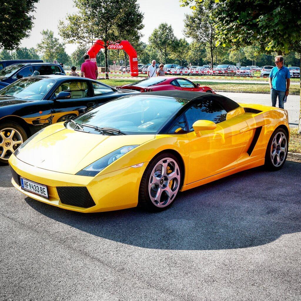 Lamborghini Gallardo Christoph Cecerle eaglepowder.com for mipiace.at