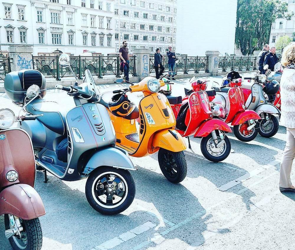 Distinguished Gentleman´s Ride Vienna 2016
