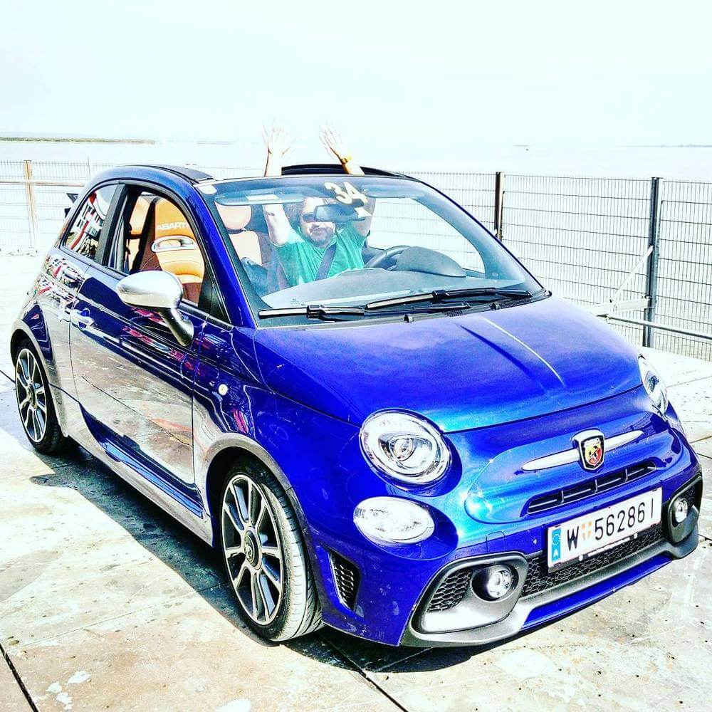 We love Racing! Abarth 595 Turismo C MTA