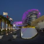 Thomas Lenitz Ferrari World Abu Dhabi Yas Island for mipiace.at