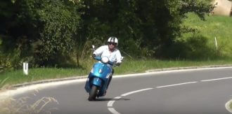 Vespa GTS 300ie Super