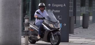 Video Piaggio X10 350ie