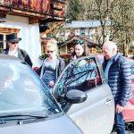 Abarth Winter Tour 2017 Kitzbühel
