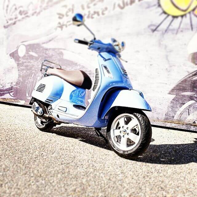 Vespa 2017 by eaglepowder.com for mipiace.at