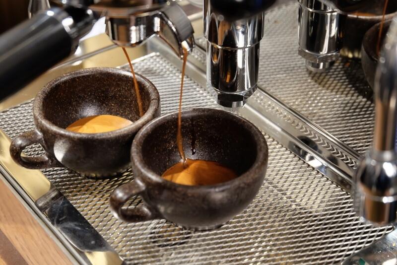 Macchiarte Barista Franz Grünwald Espresso