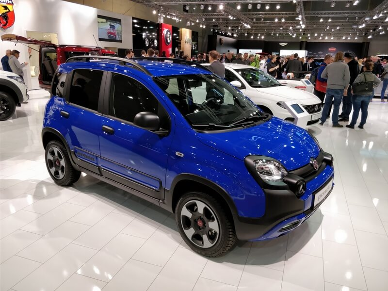 Fiat Panda Fiat Gruppe Austria