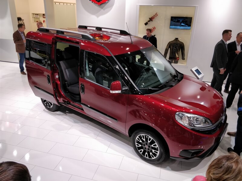 Fiat Doplo Fiat Gruppe Austria