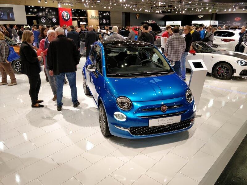 Fiat 500 Fiat Gruppe Austria