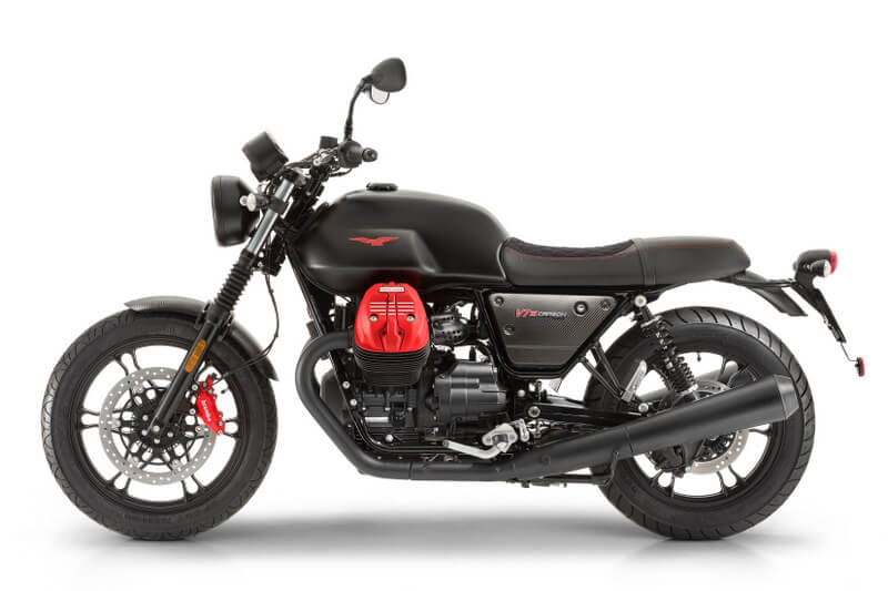 Moto Guzzi V7 III Carbon mipiace.at