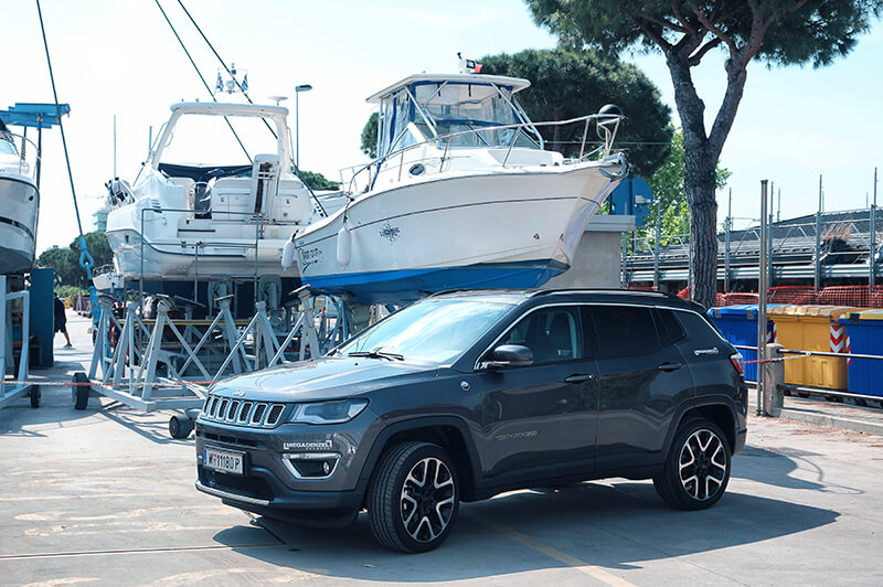 Jeep Compass MegaDenzel Erdberg Homolka for Mipiace.at
