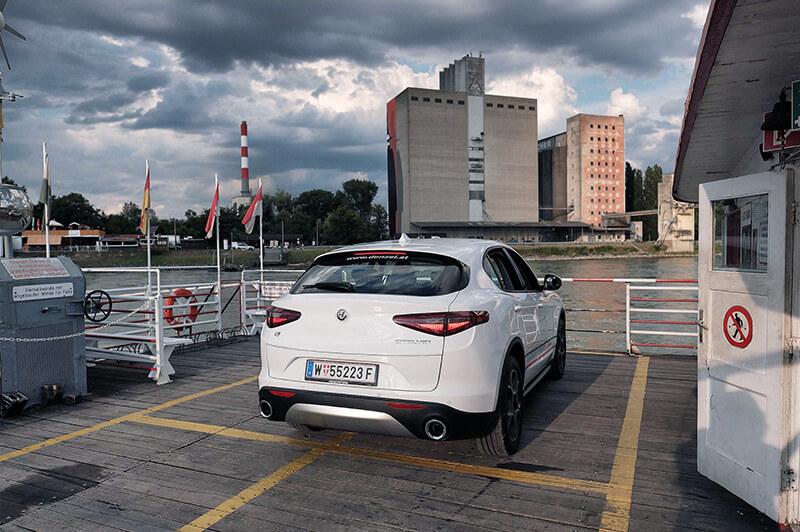 Alfa Romeo Stelvio by Homolka Martin Svoboda for Mipiace.at