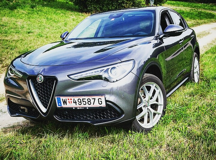 Alfa Romeo Stelvio 2.0 280 PS ATX AWD Super