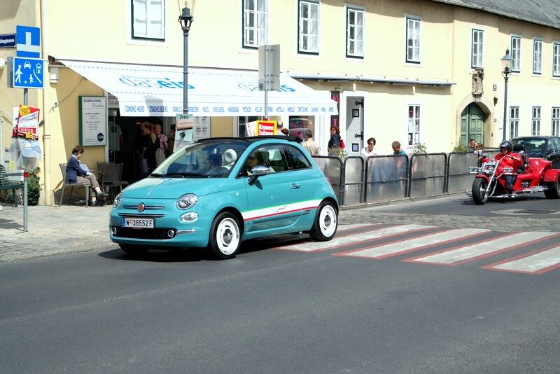 Fiat 500C Megadenzel