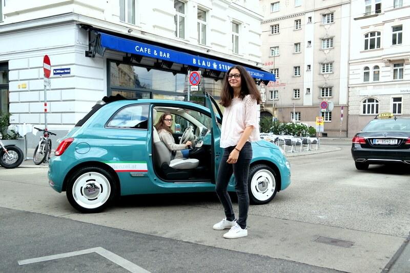 Fiat 500C Anniversario