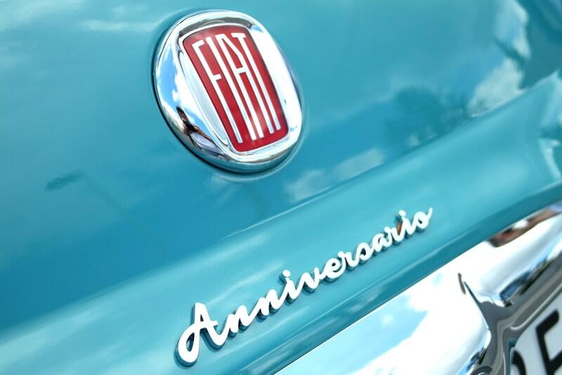 Fiat 500C Anniversario Megadenzel