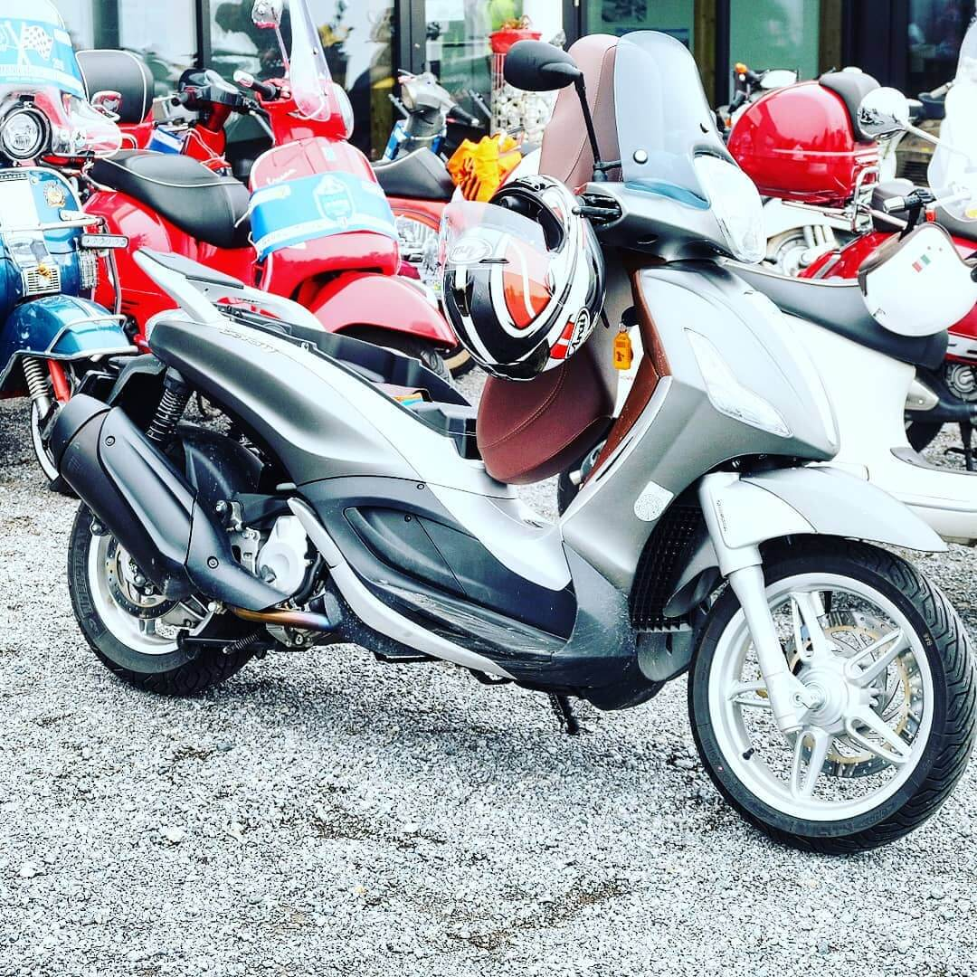 GAS1450 Piaggio Beverly 350 ie